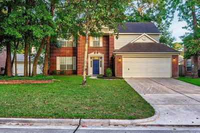 Kingwood Single Family Home For Sale: 5218 Harvest Springs