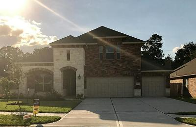 Single Family Home For Sale: 23003 Mulberry Tree Lane