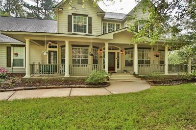 Magnolia Single Family Home For Sale: 28412 Post Oak Run