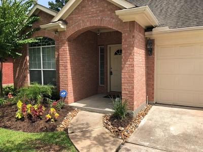 Tomball Single Family Home For Sale: 8315 Cove Timbers Lane