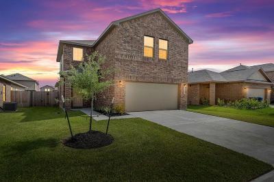 Missouri City Single Family Home For Sale: 2407 Concord Terrace