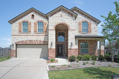 Tomball Single Family Home For Sale: 18318 Bridle Meadow Lane