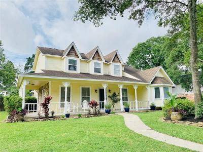 The Woodlands Single Family Home For Sale: 110 Heather Ln