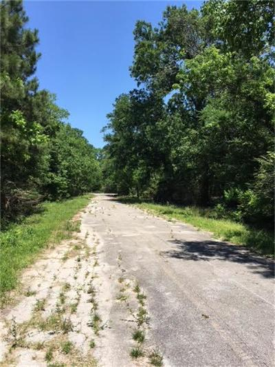 Humble Residential Lots & Land For Sale: 720 Lakeview