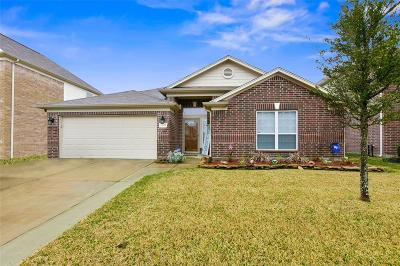 Cypress TX Single Family Home For Sale: $215,000