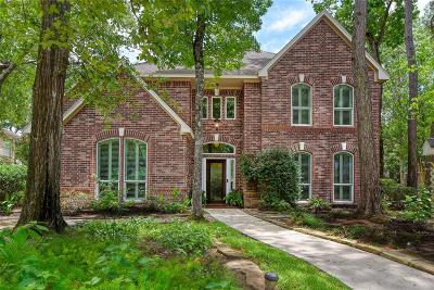 The Woodlands Single Family Home For Sale: 14 Flatcreek Place