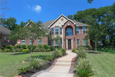 Fort Bend County Single Family Home For Sale: 5411 Pecan Spring Lane