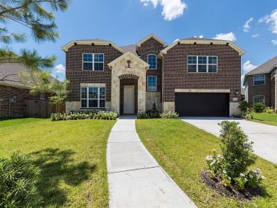 Pearland Single Family Home For Sale: 2206 Whispering Manor Lane