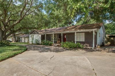 Tomball Single Family Home For Sale: 408 E Baker Street E