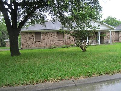 Baytown Single Family Home For Sale: 3806 Chaparral Drive #1