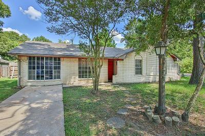 Houston Single Family Home For Sale: 12414 Countrywood Lane