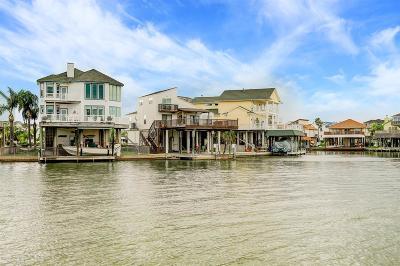 Tiki Island Single Family Home For Sale: 1838 Tiki Drive