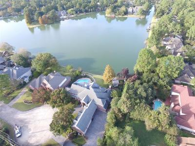 Houston Single Family Home For Sale: 2 Lakeview Place