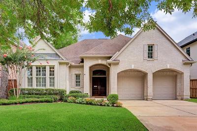 Houston Single Family Home For Sale: 3770 Drake Street