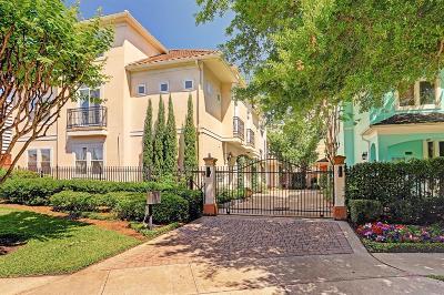 Houston Single Family Home For Sale: 5530 Val Verde Street