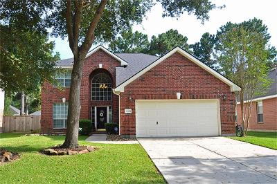 Humble Single Family Home For Sale: 20610 Delta Wood Trl