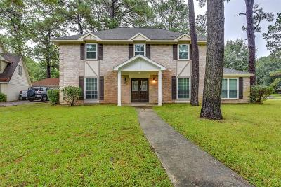 Spring Single Family Home For Sale: 17802 Birch Forest Lane