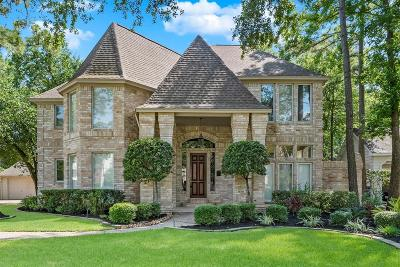 The Woodlands Single Family Home For Sale: 10 Thistlewood Place