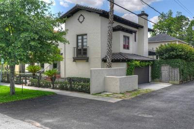 Houston Single Family Home For Sale: 510 W 9th Street
