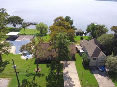 Crosby Single Family Home For Sale: 3603 Shore Shadows Drive