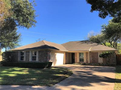 Katy Single Family Home For Sale: 1523 Park Wind Drive