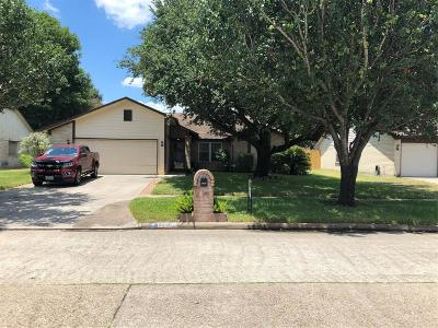 Houston Single Family Home For Sale: 16403 N Bend Drive
