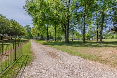 Willis Single Family Home For Sale: 14559 Coushatta Trail