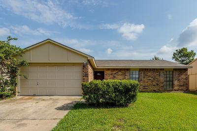 Single Family Home For Sale: 17502 Autumn Trail Lane