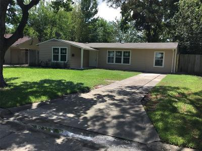 Texas City Single Family Home For Sale: 1417 3rd Avenue N