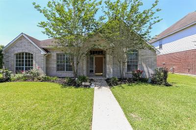 Pearland Single Family Home For Sale: 3118 Alexandros Court