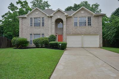 Kingwood Single Family Home For Sale: 27112 Palace Pines Court