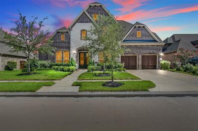 Richmond Single Family Home For Sale: 17606 Hanoverian Drive