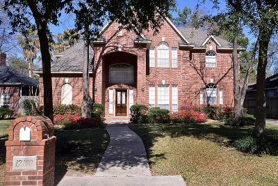 Tomball Single Family Home For Sale: 12150 Auburn Hills Drive