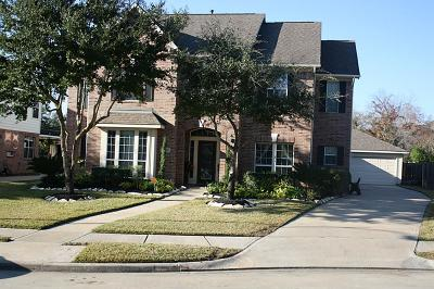 Katy Single Family Home For Sale: 23510 Bainford Court