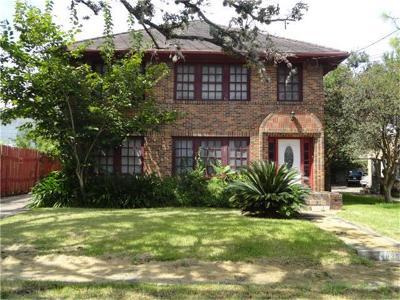 Houston Multi Family Home For Sale: 4828 Chenevert Street