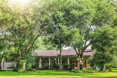 League City Farm & Ranch For Sale: 640 Hewitt Street