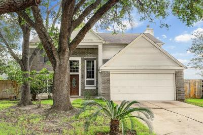 Pearland Single Family Home For Sale: 4015 Ashwood Drive