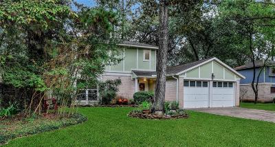 The Woodlands TX Single Family Home For Sale: $224,900