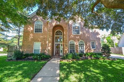 Katy Single Family Home For Sale: 23118 Prairie Pebble Court