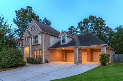 The Woodlands Single Family Home For Sale: 2 Graylin Woods Place