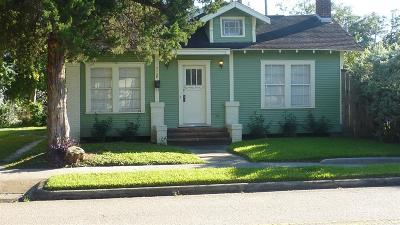 Houston Single Family Home For Sale: 1138 Algregg Street