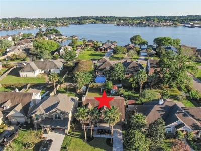 Montgomery Single Family Home For Sale: 17427 Waterview Drive