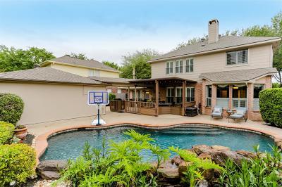 Missouri City Single Family Home For Sale: 4410 Cory Lane