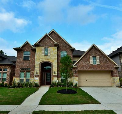 Sugar Land TX Single Family Home For Sale: $539,000