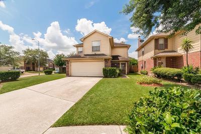 Houston Single Family Home For Sale: 3938 Braden Drive N