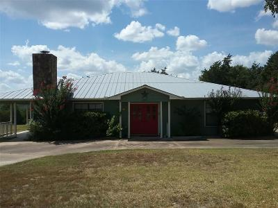 Bellville Single Family Home For Sale: 580 Post Oak Road