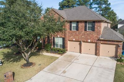 Humble Single Family Home For Sale: 18602 Skippers Helm