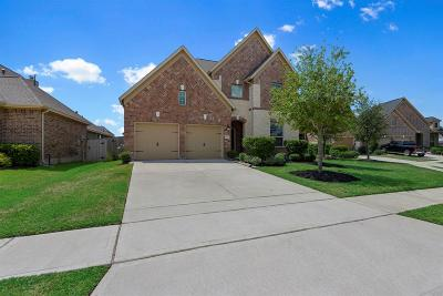 Cypress Single Family Home For Sale: 15215 Fastwater Bend Lane