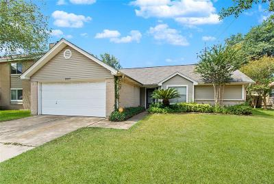 Tomball Single Family Home For Sale: 19307 Nasworthy Drive