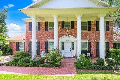Single Family Home For Sale: 18619 Carriage Court